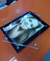 Acrylic magnetic photo frame 4x6 5x7 8x10