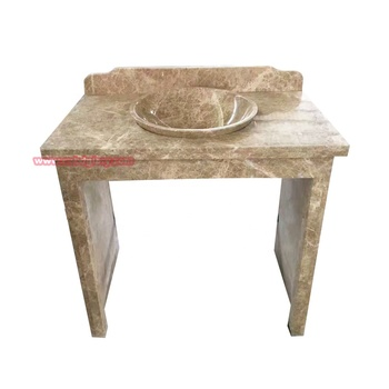 Use in public places stone Carved products marble basins wash