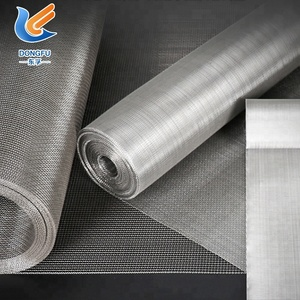 304 Stainless Steel Wire Mesh / Woven Wire Mesh / Window Screen