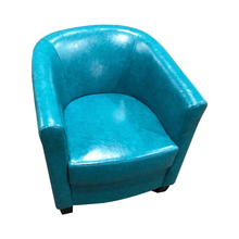 <span class=keywords><strong>레저</strong></span> style custom made single seat sofa blue bucket 소파 대 한 cafe
