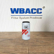 WBACC FILTER best selling and high quality Diesel fuel filter water separator R120P