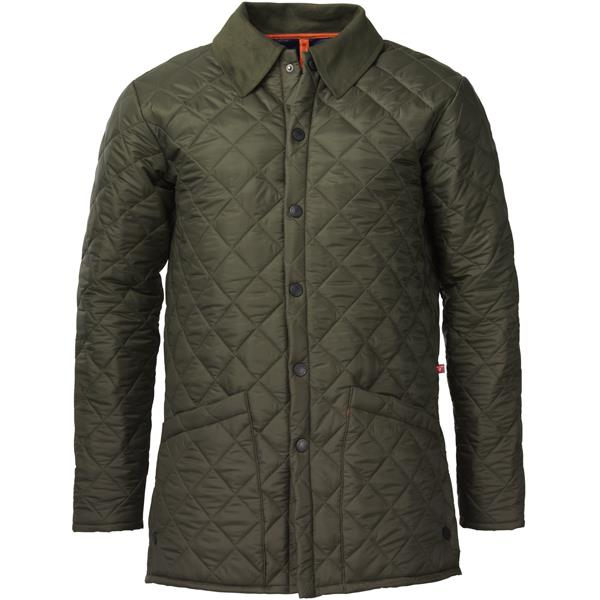 Custom new design mens european shooting hunting quilted jacket