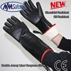 NMSAFETY long cuff chemical resistant gloves/neoprene gloves