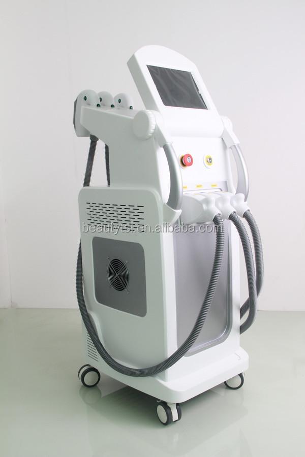 הוראות חדשות Ipl הסרת שיער מקצועי מכונה shr/ipl shr opt מכונת/מכונת לייזר ipl BJ-98