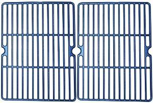 Music City Metals 60032 Matte Cast Iron Cooking Grid Replacement for Gas Grill Model Master Forge MFA480BSP, Set of 2 by Music City Metals