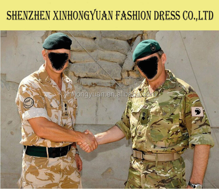 British army camouflage military clothing used uniform