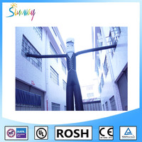Sunway Wind Dancer Air Puppet Advertising Inflatable Sky Waving Tube Man + Blower