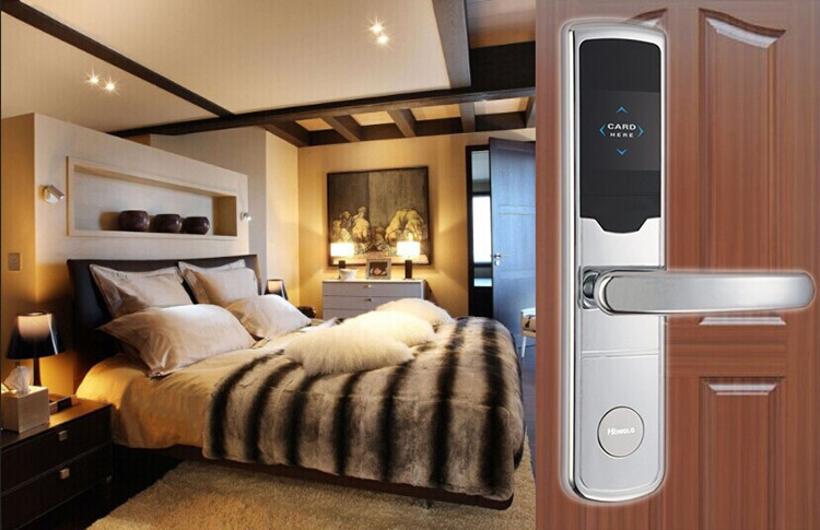Best Quality Network Electronic Hotel Card Door Lock