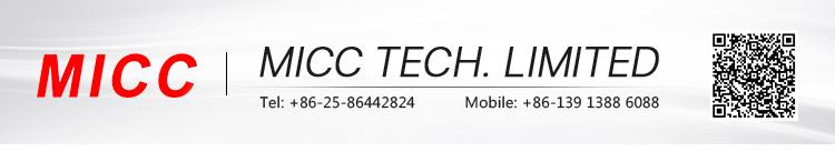 Resistência de alta temperatura de MICC Calefator de borracha de silicone / almofada de aquecimento flexível do silicone com termostato