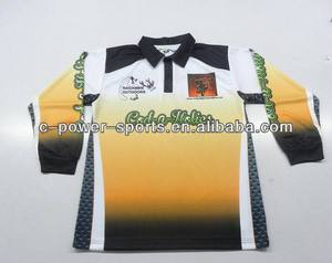 custom sublimated men polo jersey t-shirts t shirt made in China