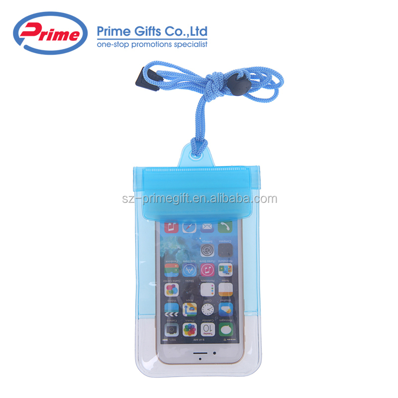 Colorful Waterproof Smartphone Case for Promotions