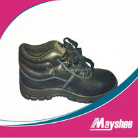pu safety shoe steel toe