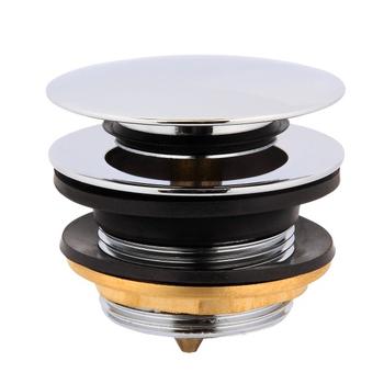 Cheap Design Brass Pop Up Waste Kitchen Sink Basin Drainer K240-d ...