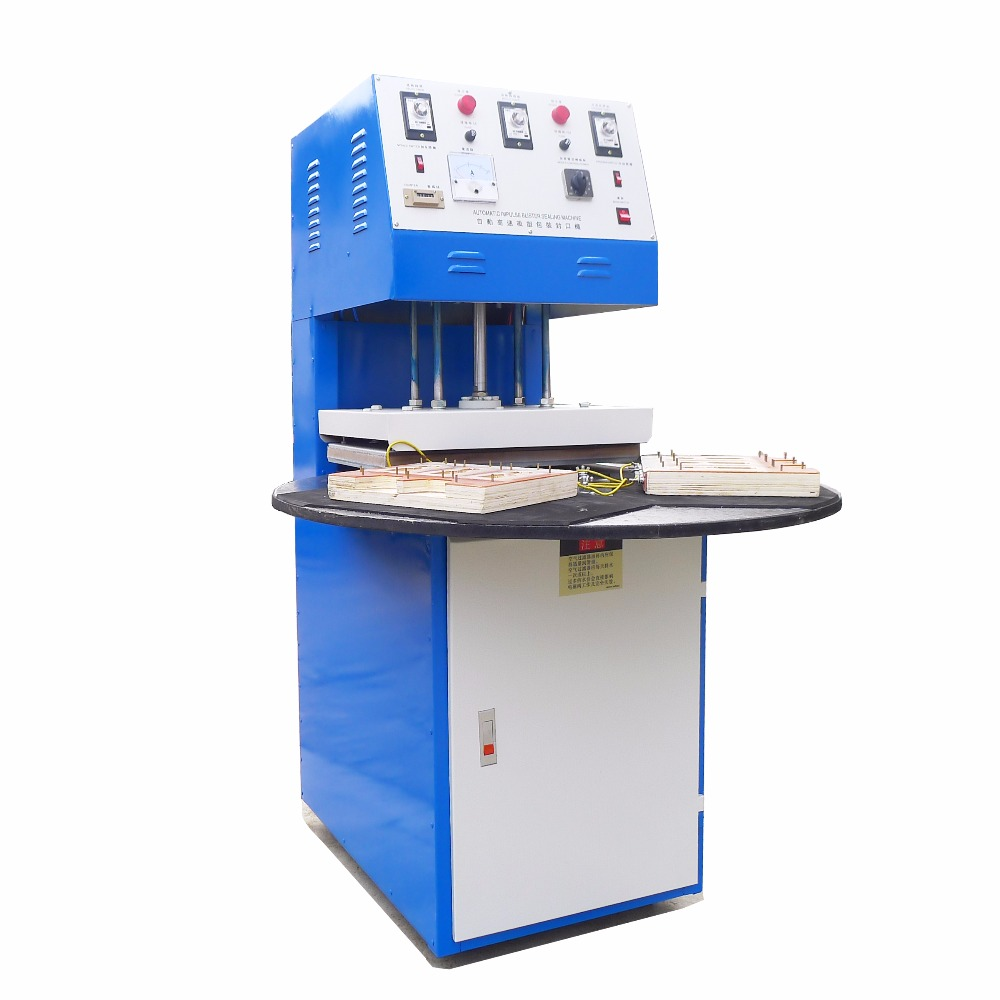 Provide mould manual small blister sealing machine