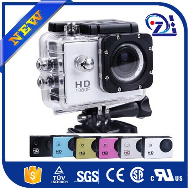 Top selling factory price waterproof action camera A9 full hd 1080p
