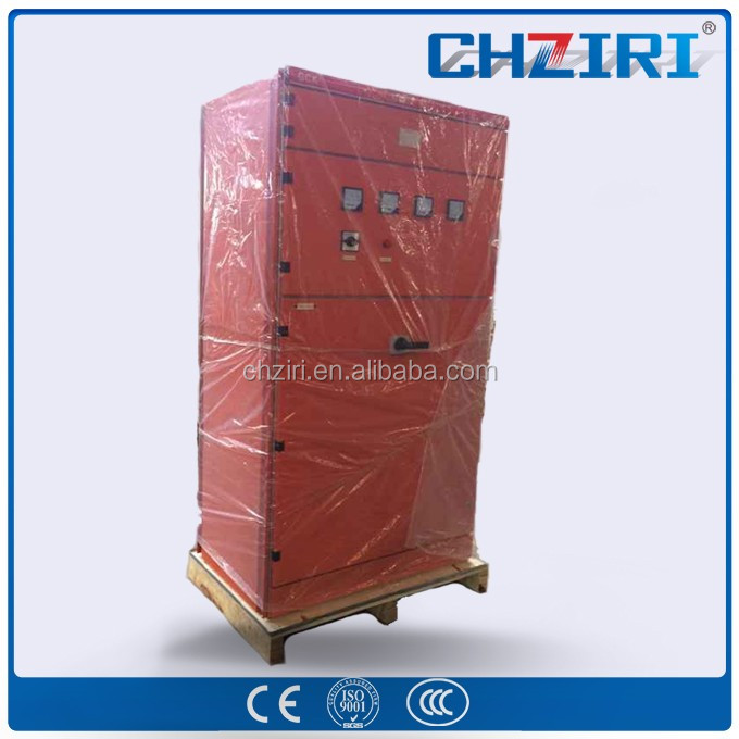 Mcc Control Panel Electric Plc Control Cabinet Frequency Inverter