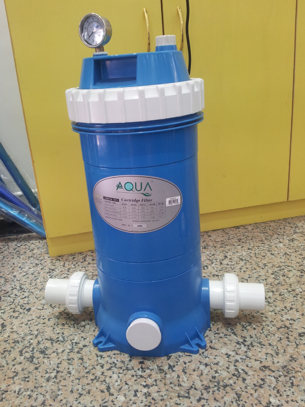 Swimming Pool Filter Cartridge For Water Filtration System Pool Pump And Cartridge Filter Buy