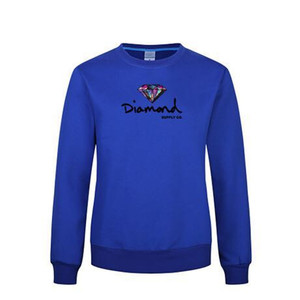 High Quality Light Hoodies Bright Blue Color Printing Sweatshirts (A1347)