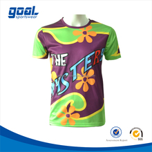 Design Blank T-shirts For Printing Custom Sublimation T Shirts