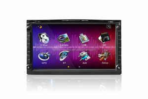 Blue ray car dvd player with high resolution 1080p video support