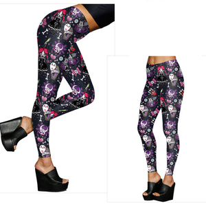 2f9d22c28bae27 Paw Printed Leggings, Paw Printed Leggings Suppliers and Manufacturers at  Alibaba.com