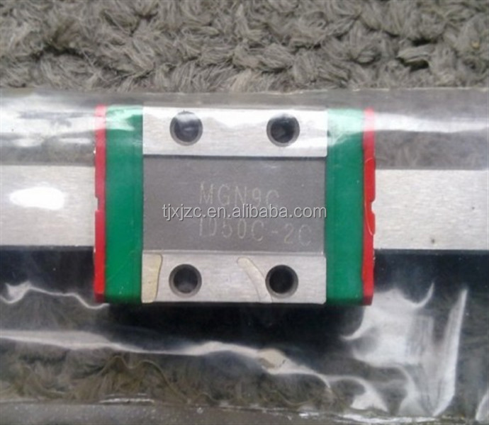 RGW45 Taiwan flange Roller Type Linear Guideway and guide block bearings RGW45HC