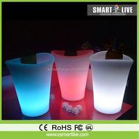 Big discount price price good quality LED ice bucket