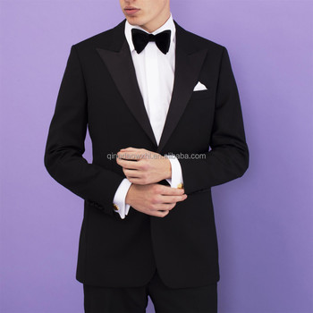 Professional Design Wedding Flower Blazer Men Printed Suit