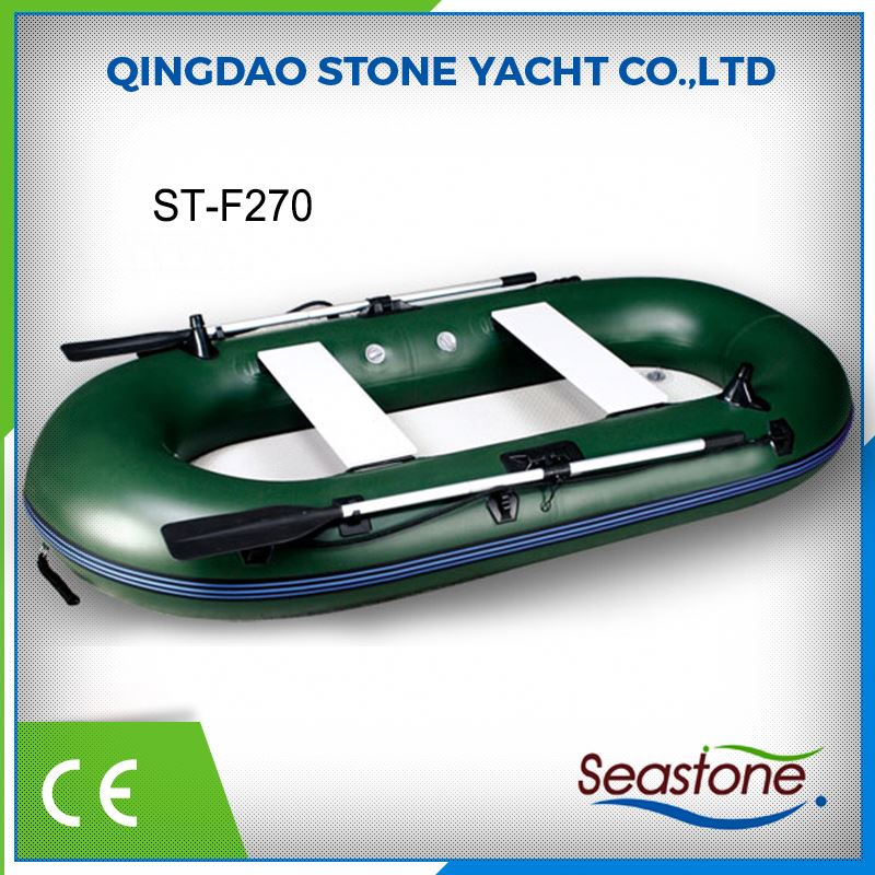 Quick Delivery China Products 2.7m Best China Inflatable Aluminum Cabin Boat