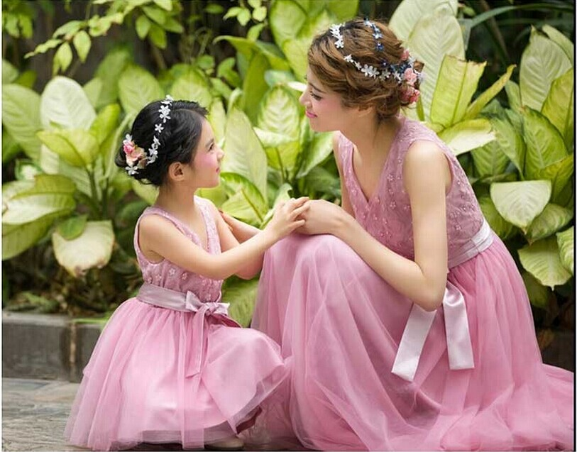 Mother And Daughter Matching Dresses Wholesale Matching Dresses