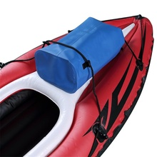 LUCKTSONE 30L 500D PVC Outdoor Portable Waterproof Camping Canoeing Dry Bag
