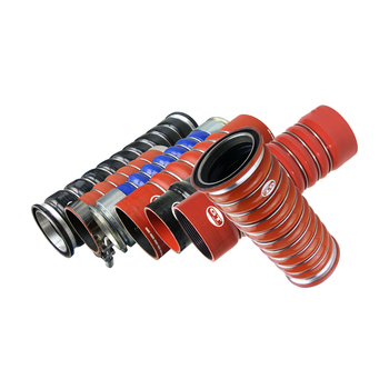 Te high performance CAC air intake 4 inch silicone rubber hose
