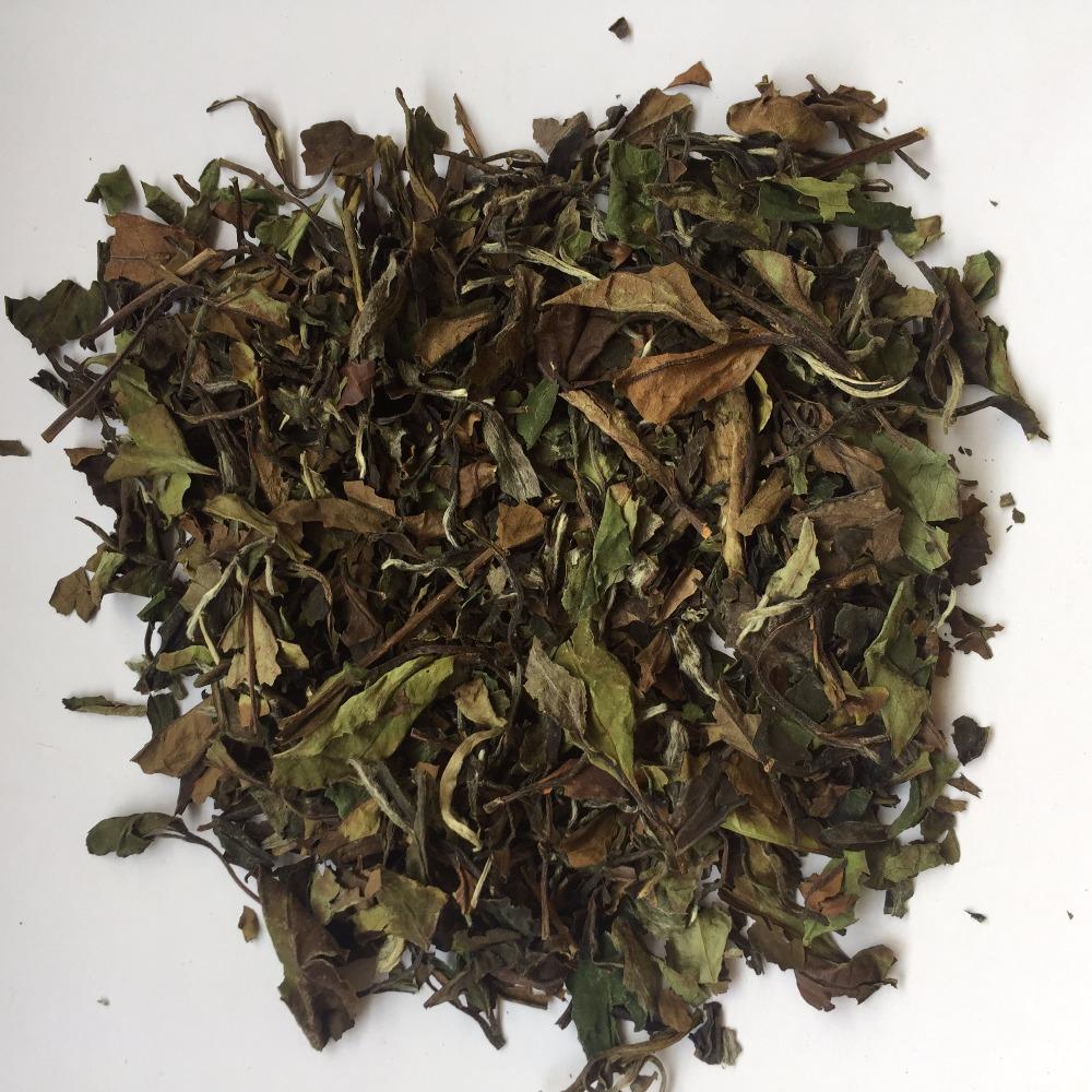 EU Certificate Fujian White tea Bai Mu Dan White Peony Tea - 4uTea | 4uTea.com