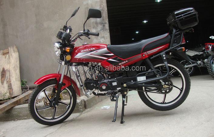Chinese Lifo Cheap Best Selling 50cc Street Bike Wj50 - C For ...