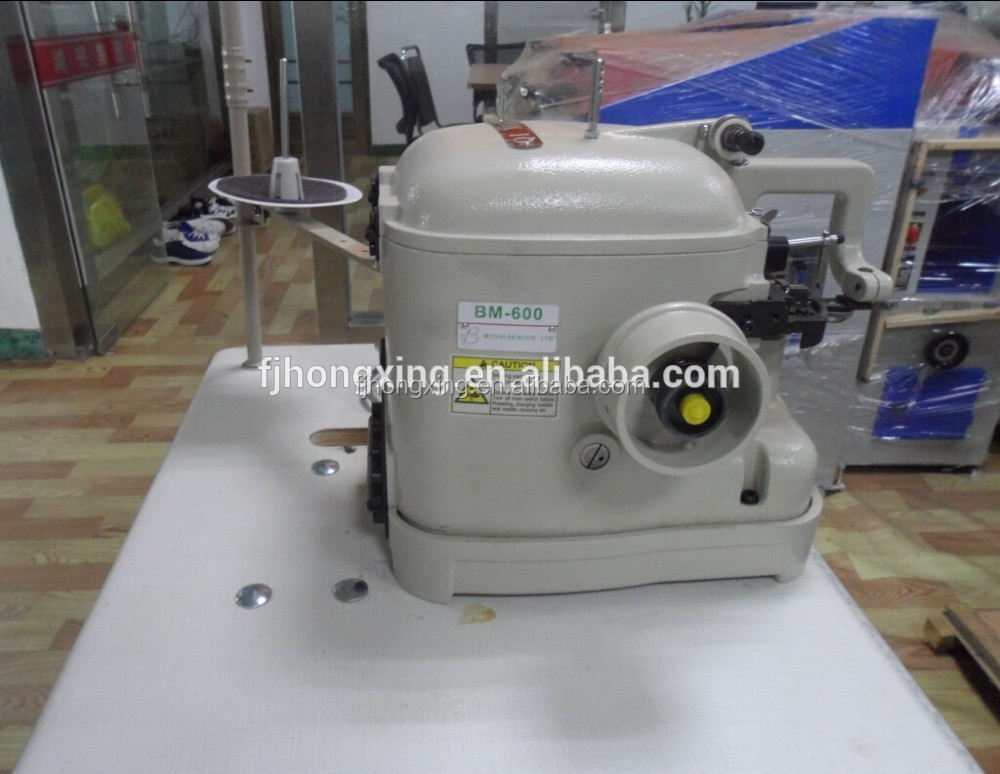 Insole sewing machine (Automatic lubrication system disc feed)