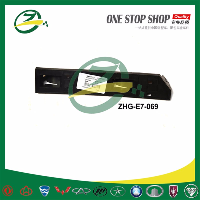 spare parts for GEELY emgrand ec7 front bumper bracket for GEELY car 1068050628