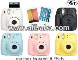 Fujifilm Instax Mini 8 instantâneo Film Camera
