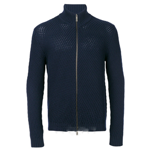Men knitted cardigan knitwear