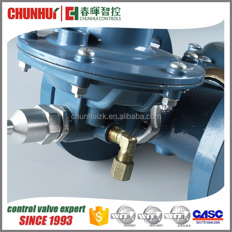 High Quality competitive price gas pressure regulator valve high pressure regulator