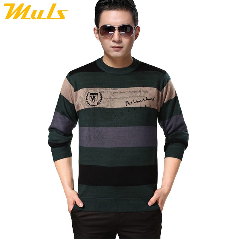 For the young men in 2015 wool merk trui mannen sueter marca famosa sweater hombre polo blusas de inverno listradas brandblack