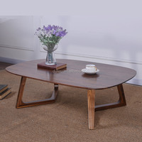 Foshan Factory Direct Supply Natural Wooden End Table