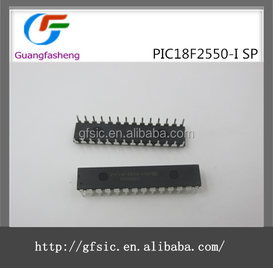 Best quality IC PIC18F2550-I SP with 100% new and original quality