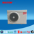 DC inverter  heat pump of R32 series plastic case swimming poool heater
