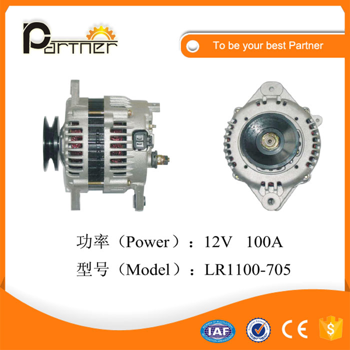 Auto Parts Lr1100-705 Lr180-749 Alternator For Nissan Ga15de ...