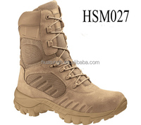 US government issued sandy resistant desert 8'' Bates combat boots for delta force