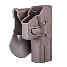 Тактическая кобура NFSTRIKE Amomax для Glock серии 19/23/32 ISSC M22 ICS, с правой рукой(Китай)