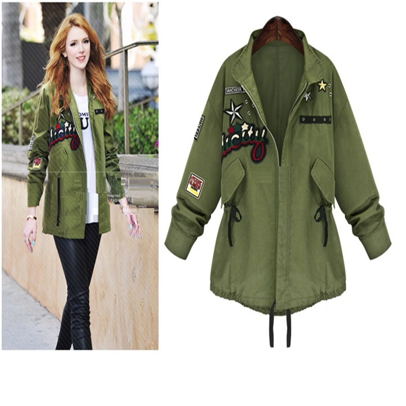 Autumn jackets for women