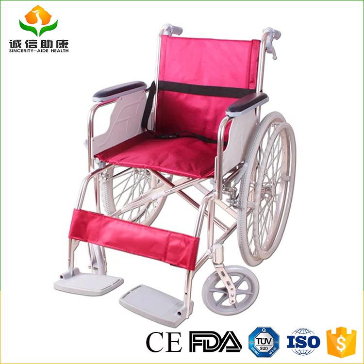 Encuentre el mejor fabricante de silla ruedas infantiles y