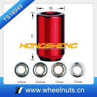 New products on china market standard size bolt and nut / carton steel bolt and nut