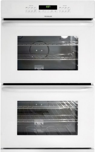 "Frigidaire FFET3025LW30"" White Electric Double Wall Oven"